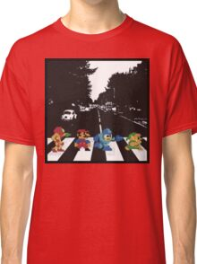 nintendo beatles Classic T-Shirt