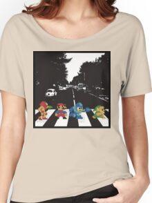 nintendo beatles Women's Relaxed Fit T-Shirt