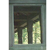 View Through Photographic Print