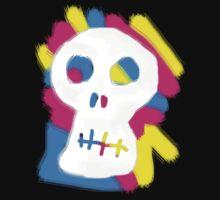 Electro Skull by LadyJacqueline