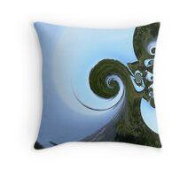 Valadamar's Tree Throw Pillow
