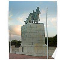 ANZAC War memorial Albany Poster