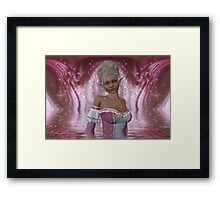Enchanted Elf Framed Print