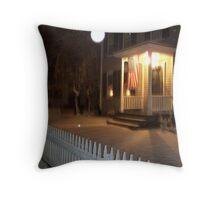 New England Throw Pillow