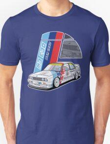 BMW - M3 E30 DTM Unisex T-Shirt