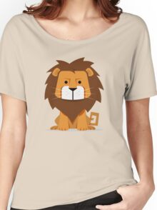 Tiny Lion Women's Relaxed Fit T-Shirt
