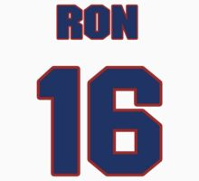 National baseball player Ron Brand jersey 16 by imsport