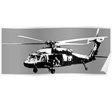 UH-60 Black Hawk Poster