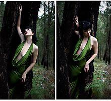 Samantha Green Faery Doll by Samantha Doll