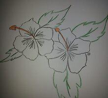 two pretty flowers by Joymd