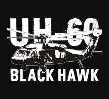 UH-60 Black Hawk by deathdagger