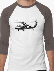 UH-60 Black Hawk Men's Baseball ¾ T-Shirt