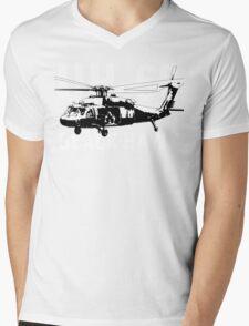 UH-60 Black Hawk Mens V-Neck T-Shirt