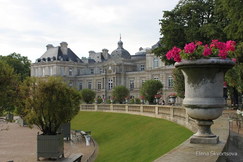 Jardin du Luxembourg by Elena Skvortsova