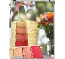 party time iPad Case/Skin