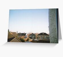 Landscape disposable Greeting Card