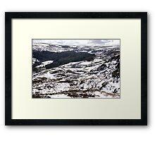 Danby Dale Framed Print