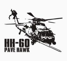 HH-60 Pave Hawk Kids Clothes