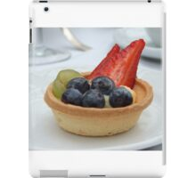Fruit Tart iPad Case/Skin