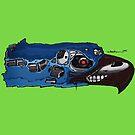 Sea Hawksinator by Bate-Man26