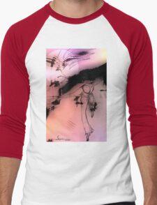 cool sketch 67 Men's Baseball ¾ T-Shirt