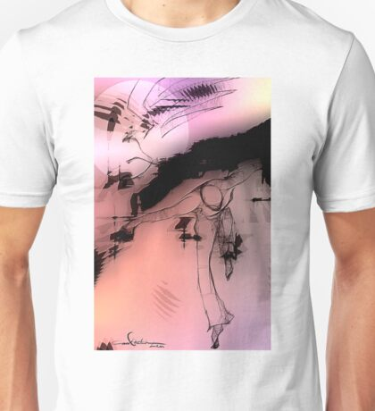 cool sketch 67 Unisex T-Shirt