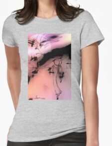 cool sketch 67 Womens Fitted T-Shirt