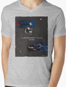 Judgement Day 2015 Mens V-Neck T-Shirt