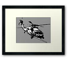 HH-60 Pave Hawk Framed Print