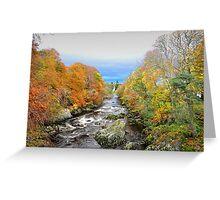 Autumn Feugh Greeting Card