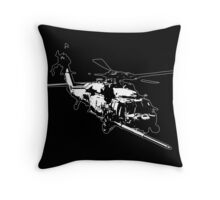 HH-60 Pave Hawk Throw Pillow