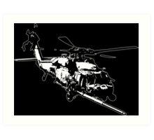 HH-60 Pave Hawk Art Print