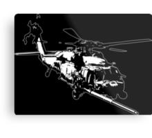HH-60 Pave Hawk Metal Print