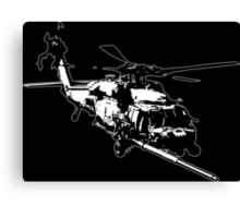 HH-60 Pave Hawk Canvas Print