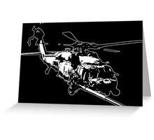 HH-60 Pave Hawk Greeting Card