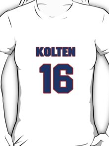 National baseball player Kolten Wong jersey 16 T-Shirt