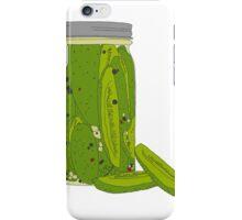 Jar of Pickles iPhone Case/Skin