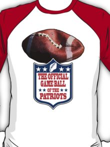 DEFLATEGATE - Official Game Ball of the New England Patriots T-Shirt