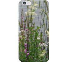 Lake district plants iPhone Case/Skin