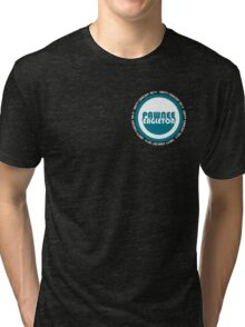 Pawnee-Eagleton unity concert 2014 (Ron's hoodie) Tri-blend T-Shirt