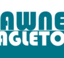 Pawnee-Eagleton unity concert 2014 (Ron's hoodie) Sticker