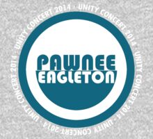Pawnee-Eagleton unity concert 2014 (2.0) by itsmadgical