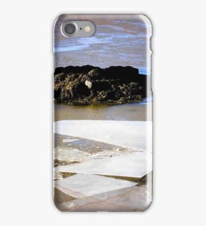 It was cold iPhone Case/Skin