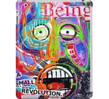 Being Small iPad Case/Skin