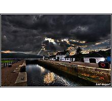 Loch Eil. Fort William, Scotland. Photographic Print