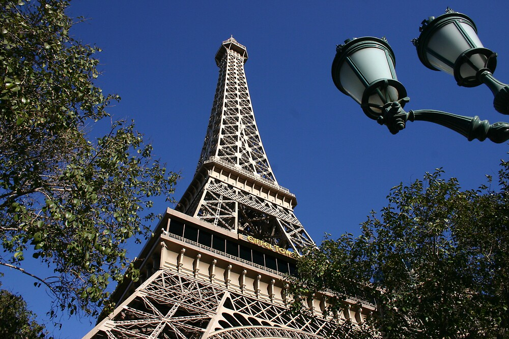 Paris Vicariously by Patricia Montgomery