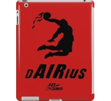 Darius get dunked iPad Case/Skin