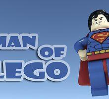 Man of Lego by Veer Chidar