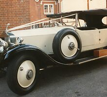 1930's Rolls Royce Convertible by Edward Denyer