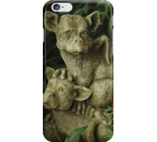 There be Dragons! iPhone Case/Skin